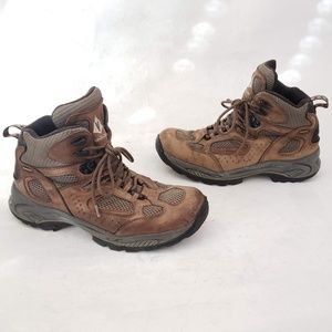 Vasque Gore-Tex Leather/Fabric Hiking Boots Size 9